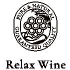 Relax Wine